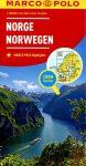 Norvégia térkép Marco Polo 2016 1:800 000