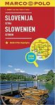 Szlovénia térkép Marco Polo 2016 1:300 000