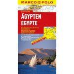 Egyiptom térkép Marco Polo 1:1mió