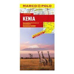Kenya térkép  Marco Polo 1:1Mió.