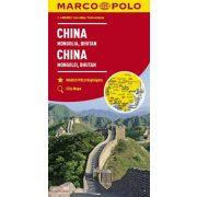 Kína térkép Marco Polo 1:200 000  2015