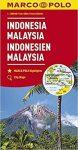 Indonézia térkép Marco Polo 2017 1:2 000 000  Indonesia térkép