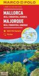 Mallorca térkép Marco Polo 1:150 000