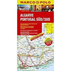 Algarve térkép Marco Polo 1:200 000
