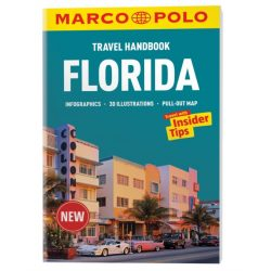Florida útikönyv Marco Polo spirál Travel Handbook Mairdumont 2015 angol