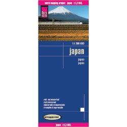 Japán térkép Reise 1:150 000  2018