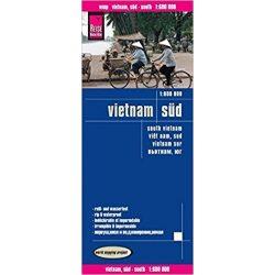 Dél-Vietnam térkép Reise 2015 1:1 600 000
