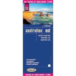 Kelet-Ausztrália térkép Reise 2015  1:800 000