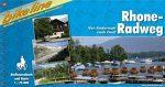 Rhone Radweg kerékpáros atlasz Esterbauer 1:75 000