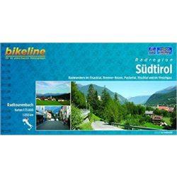 Radatlas Südtirol, Déltirol kerékpáros atlasz Esterbauer 1:75 000  Südtirol  kerékpáros térkép