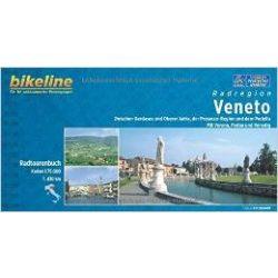 Veneto kerékpáros atlasz Esterbauer 1:75 000  Veneto  kerékpáros térkép