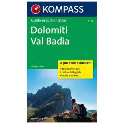 5729. Dolomiti, Val Badia túrakalauz olasz nyelven