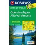 041. Obervinschgau, Alta Val Venosta turista térkép Kompass 1:35 000