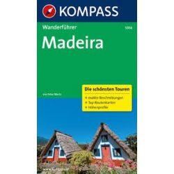 5914. Madeira túrakalauz Wanderführer