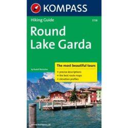 5738. Round Lake Garda túrakalauz angol nyelven