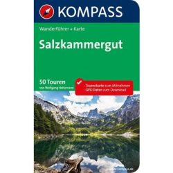 5627. Salzkammergut túrakalauz Wanderführer