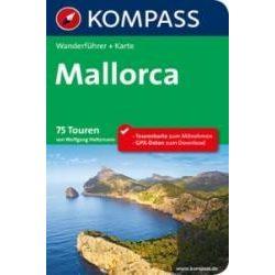 5911. Mallorca m. Karte túrakalauz Wanderführer