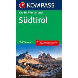 1640. Südtirol útikönyv Grosse Wanderbücher