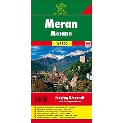 Meran térkép Freytag 1:7 500   2014