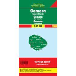 Gomera, 1:35 000  Freytag térkép AK 0503