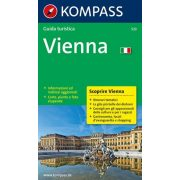 523. Wien/Vienna, I várostérkép