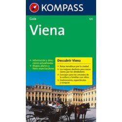 525. Wien/Viena, spanisch várostérkép