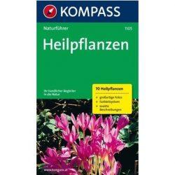 1105. Heilpflanzen természetjáró könyv Naturführer