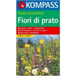 1202. Fiori di Prato/Wiesenblumen túrakalauz olasz nyelven