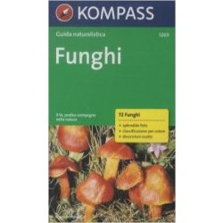 1203. Funghi/Pilze túrakalauz olasz nyelven