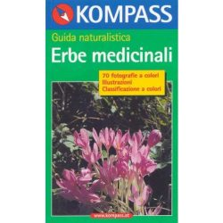 1205. Erbe Medicinali/Heilpflanzen túrakalauz olasz nyelven