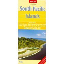 South Pacific Islands térkép Nelles 1:13 000 000