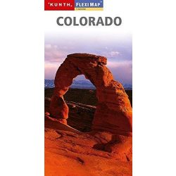 Colorado térkép Kunth