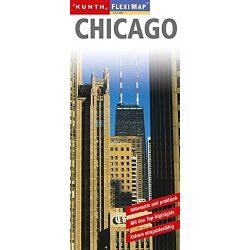 Chicago térkép Kunth 1:12 000