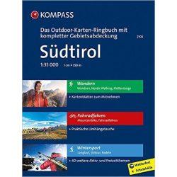 2703. Südtirol 2015 térkép Outdoor térkép 1:35 002