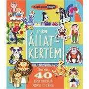Az én állatkertem Hajtogató könyv Ventus Libro Kiadó