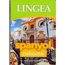 Spanyol zsebszótár, spanyol - magyar szótár Lingea