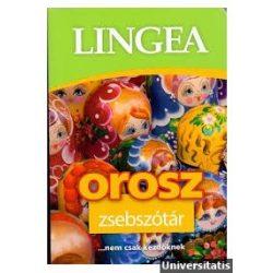 Orosz zsebszótár, orosz - magyar szótár Lingea