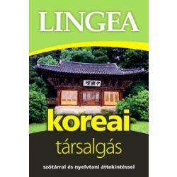 Koreai társalgás, koreai - magyar szótár Lingea