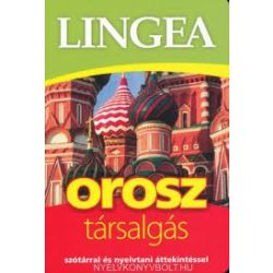 Orosz társalgás, 2. kiadás, orosz - magyar szótár Lingea
