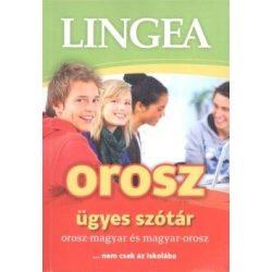 Orosz ügyes szótár, orosz - magyar szótár Lingea