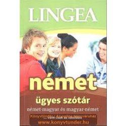 Német ügyes szótár, 2. kiadás , német - magyar szótár Lingea