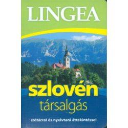 Szlovén társalgás Lingea 2016 Szlovén szótár