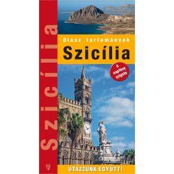 Szicília útikönyv Hibernia kiadó, Hibernia Nova Kft. 2019