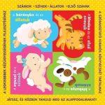 Puzzle-könyvek - számok, színek, állatok, első szavak 2016