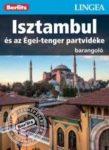 Isztambul és az Égei-tenger partvidéke útikönyv Lingea-Berlitz Barangoló 2016