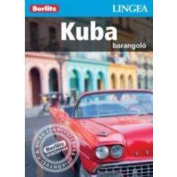 Kuba útikönyv Lingea-Berlitz Barangoló 2016