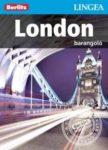 London útikönyv Lingea-Berlitz Barangoló 2016
