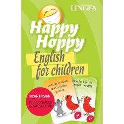 Happy Hoppy Szókártyák - tulajdonságok és kapcsolatok