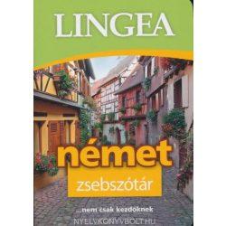Német zsebszótár, 2. kiadás , német - magyar szótár Lingea