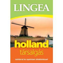Holland társalgás, 2. kiadás holland - magyar szótár Lingea